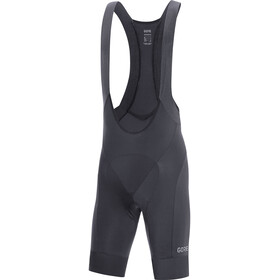 GORE WEAR C5 Optiline Bib Shorts Heren zwart